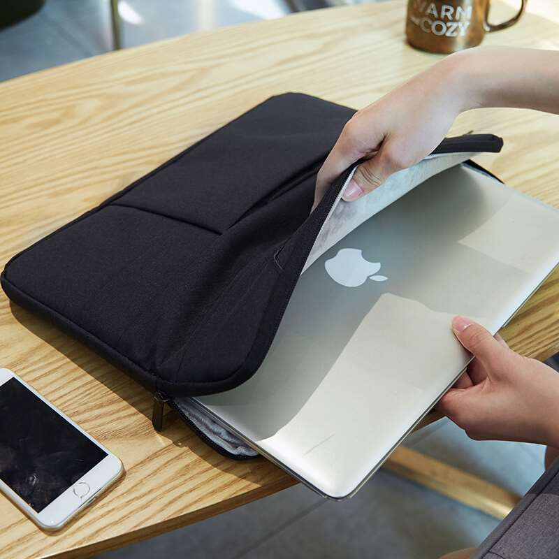 15inch laptop sleeve with handle