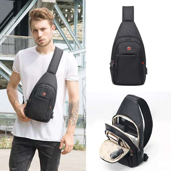 High Quality for a Compact Running sling pack