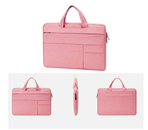 Pink laptop sleeve for cute girl