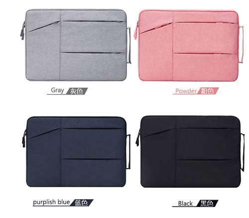 14 inch laptop sleeve with handle